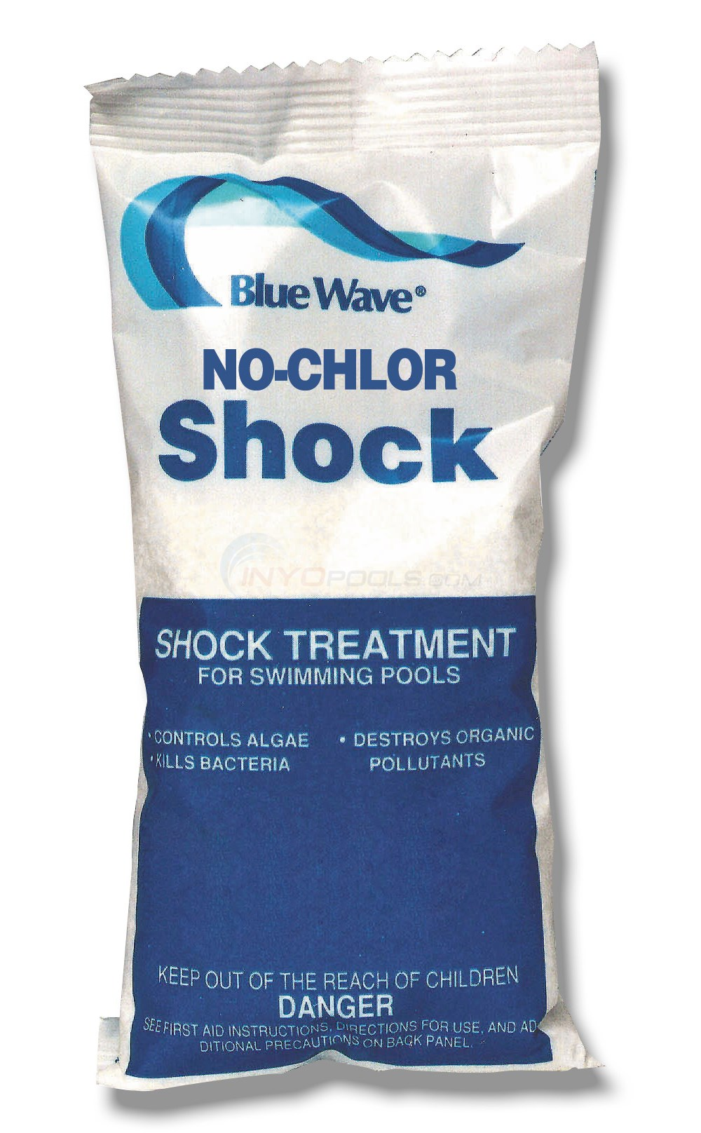 No-Chlor Pool Shock 6 x 1 lb. bag