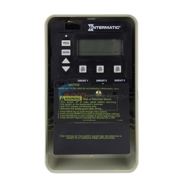 Digital Intermatic Time Clock Plastic Enclosure - PE153P