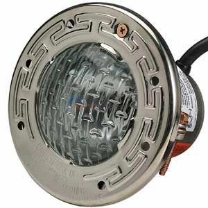 Pentair AquaLight 12V 75W 15ft Cord W SS Face Ring 77181100 INYOPool