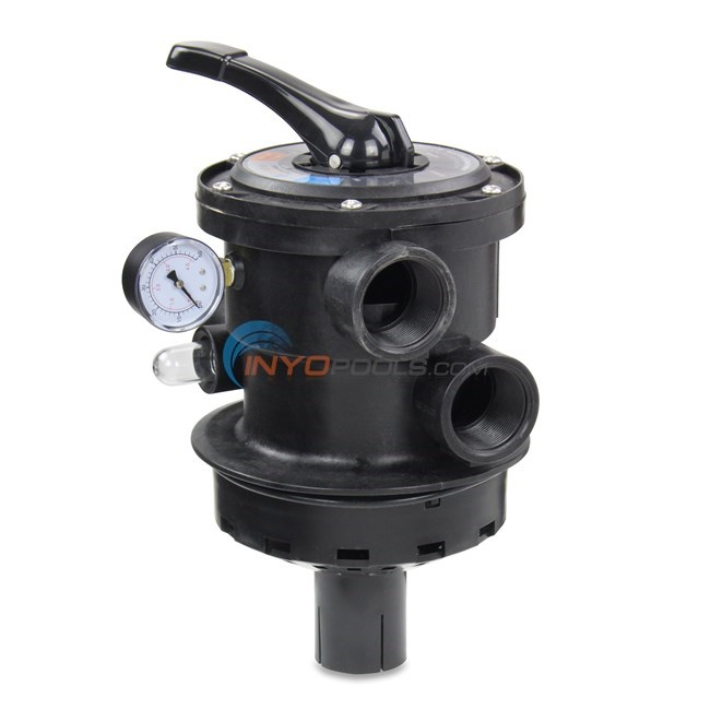 "PureLine Top Mount Valve for Sand 1.5"" - PL0714"