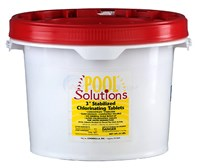 3 inch Chlorine Tablets 25 lb. Bucket