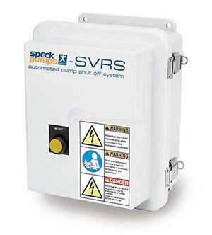 Speck SVRS, 0.5 - 3 HP, 208-230, Single or 3 Phase 0.5 - 7.5 HP, NEMA 4X (Commerical Product)