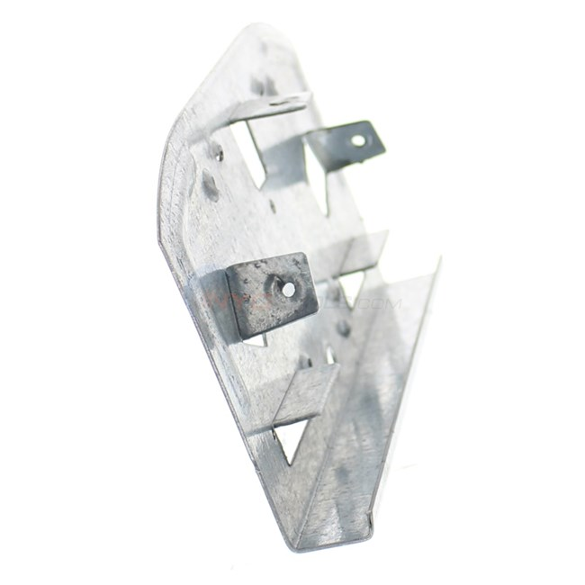 "Wilbar Top Plate 6.5"" for Curved Side Uprights on Oval & Round Oasis, Bermuda, Endeavour, Opera, - 16298"