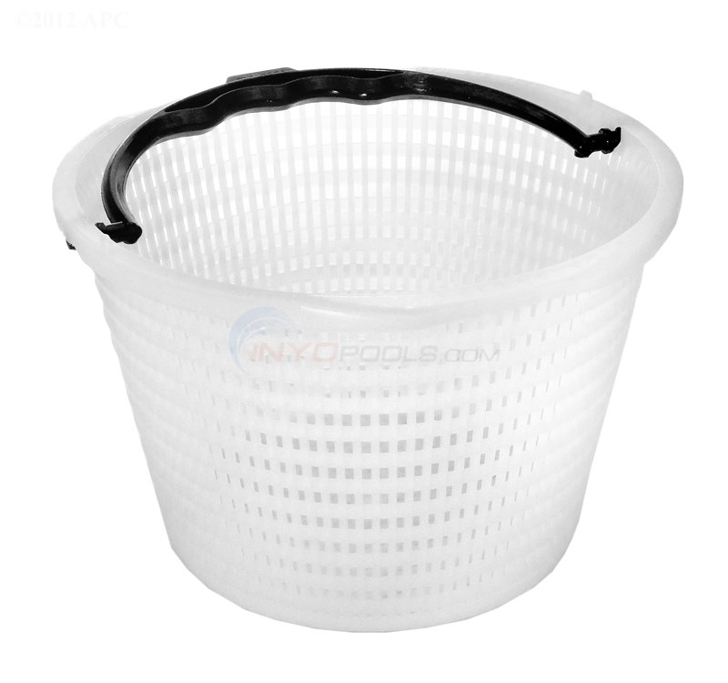 Waterway Skimmer Basket W/ Handle (542-3240) - Alternate 1