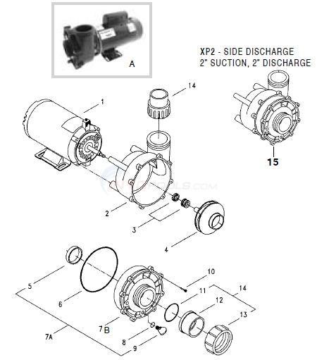 Aqua Flo Wiring Diagram