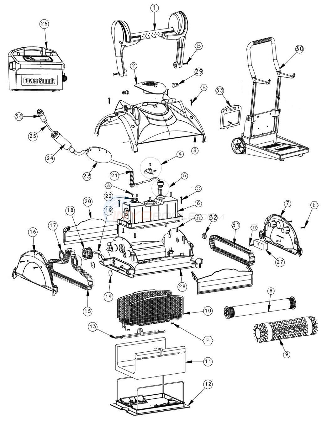 Vw Engine Breakdown, Vw, Free Engine Image For User Manual