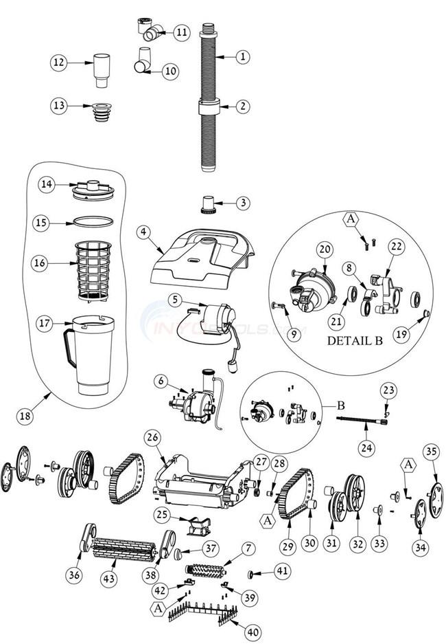 Challenger Pool Pump Parts Com