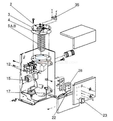 Pin Old Pentair Pool Pumps Images To Pinterest