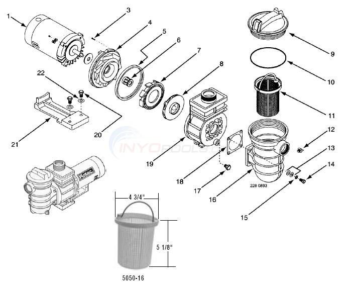 Jet Pump: Flotec Jet Pump Parts