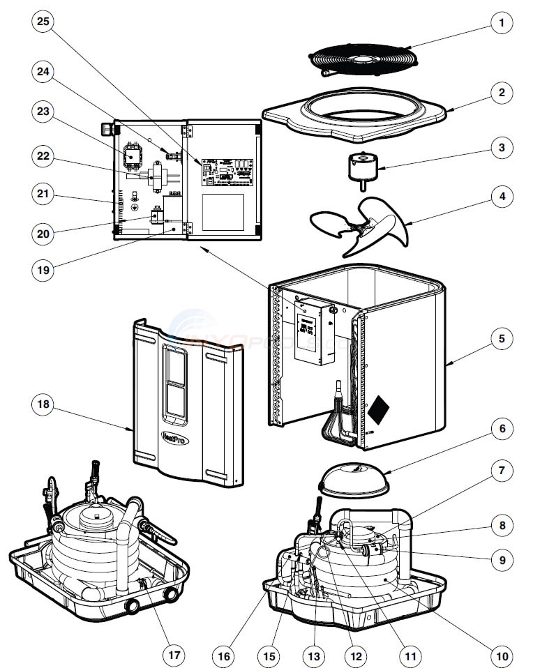 Hayward Booster Pump Wiring Diagram