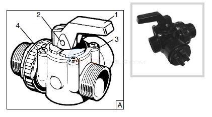 diverter schematic hayward sp 727 perflex valve parts inyopools com  hayward sp 727 perflex valve parts inyopools com
