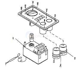 Pentair Pool Pump Motor Replacement WhisperFlo Pump Motor