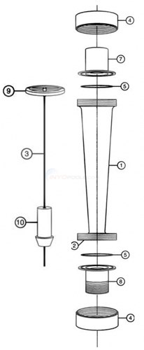 pentair flowmeter parts. Black Bedroom Furniture Sets. Home Design Ideas