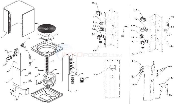 Raypak Heat Pump R5310ti, R6310ti, & R8320ti (9/02/08-12