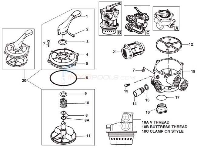 Mercury Milan 2 3 2006 Specs And Images besides Valve And Pump Symbol Using Tikz besides Uln2803 8 Channel Module For L s Solenoids Relays Valves moreover Show product likewise Directional Control Valves Technical Service Manual. on schematic of valves