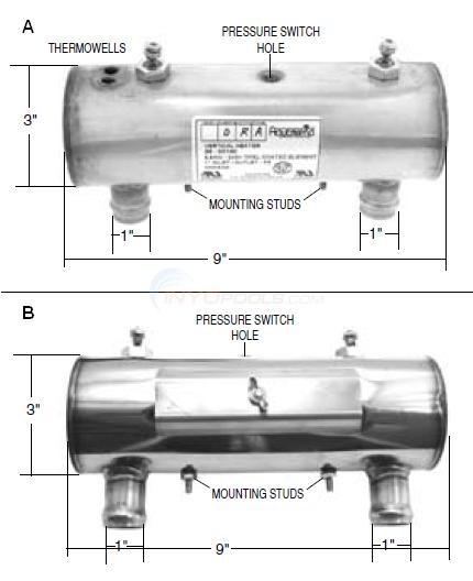 hurricane vertical spa heater parts. Black Bedroom Furniture Sets. Home Design Ideas