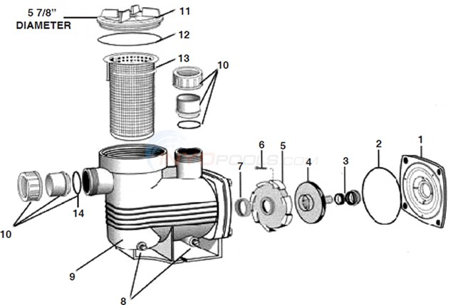 ao smith water pump wiring diagram images also light switch wiring diagram on sta rite pump repair