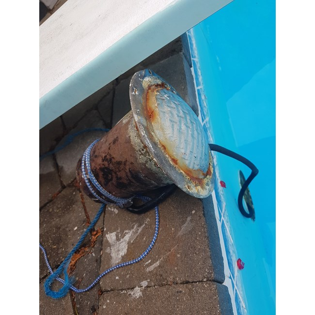Pool Light Fixture Replacement Parts
