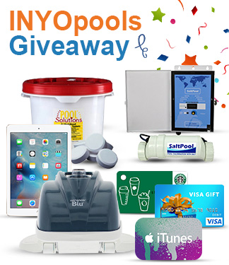 The INYO Pools Giveaway!